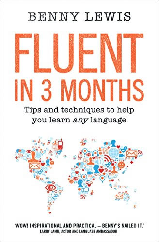 Fluent in 3 Months Book