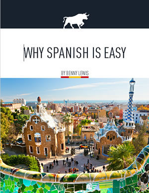 Why Spanish is Easy guide